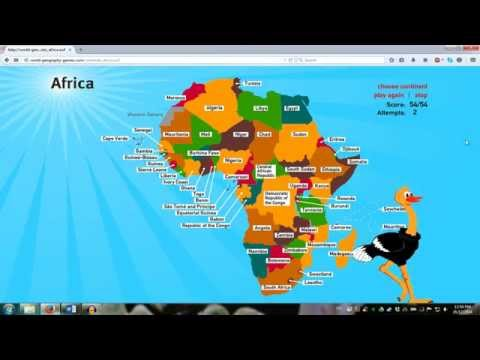 Countries of the World - World Geography Games