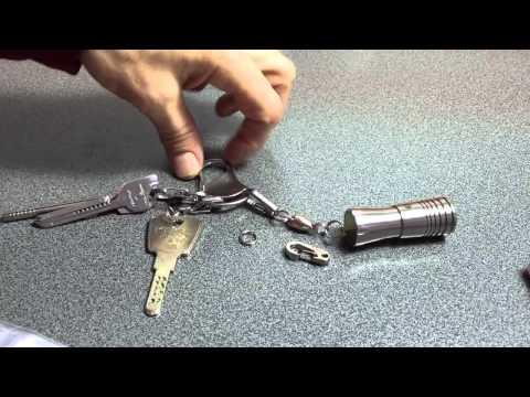 Titaner Titanium Clip