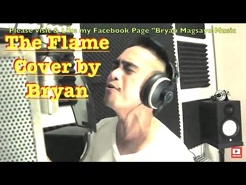 The Flame - Cheap Trick Cover By Bryan Magsayo
