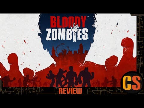 BLOODY ZOMBIES - PS4 REVIEW - 동영상