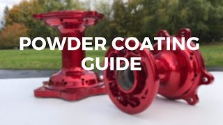 Powder Coating Guide (CRAZY RESULTS)