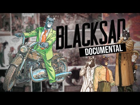 Documental Blacksad