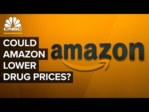 How Amazon Could Disrupt Health Care