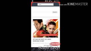 How to download antman and tha Wasp full movie in 480p MUST WATCH