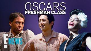 Chadwick Boseman, Steven Yeun & More First-Time Oscar Nominees | E! News