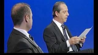 Bejn Lawernce Gonzi u Joseph Muscat fuq Bondi+ : dwar il-vot fuq l-abort
