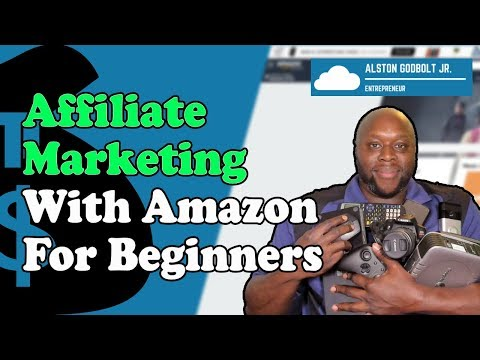 How to Start Affiliate Marketing with Amazon for Beginners