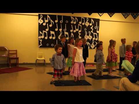 Minnetonka Montessori Spring Program 2014