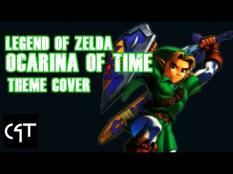 Water Temple Theme | Zelda: Ocarina of Time (Cover)