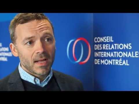 Jean-Sébastien Cournoyer, Associé @ Real Ventures et ambassadeur du Grand Montréal