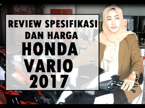 Harga dan Spesifikasi Honda Vario 150 CC Tahun 2017