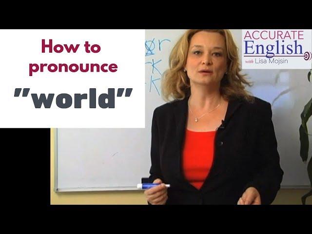 Accurate English - Pronunciation 04
