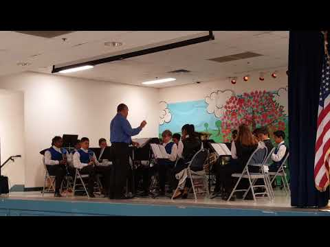 South bay union school district music program playing at Pence Elementary school.  5.11.18