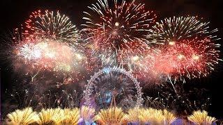 HAPPY NEW YEAR FIREWORK BẮN PHÁO HOA GIAO THỪA