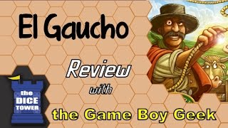 El Gaucho Review - with the Game Boy Geek