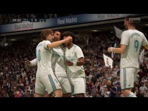FIFA 18 New Ronaldo vocal celebration sii
