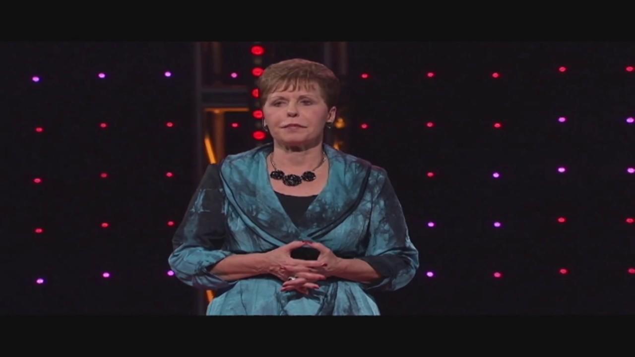 ジョイス・マイヤー - 従順と自制 パート1 Joyce Meyer - Obedience and Self-Control Part1