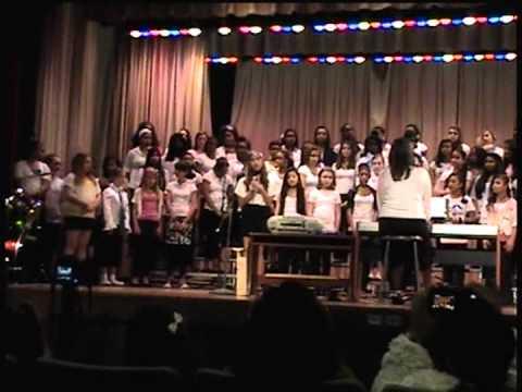 jamie sage park middle school spring vocal concert part two 5-9-12.mpg