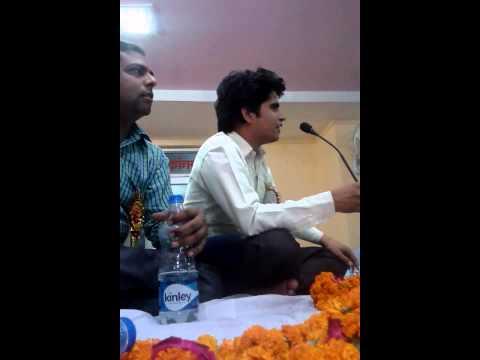 Rachit dixit kavi sammelan Lucknow