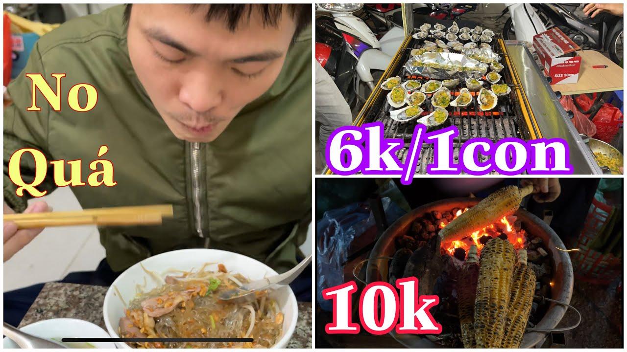 Cầm 200K cùng Cương Kều Trải Nghiệm Ăn Đêm Giá Rẻ Hà Nội