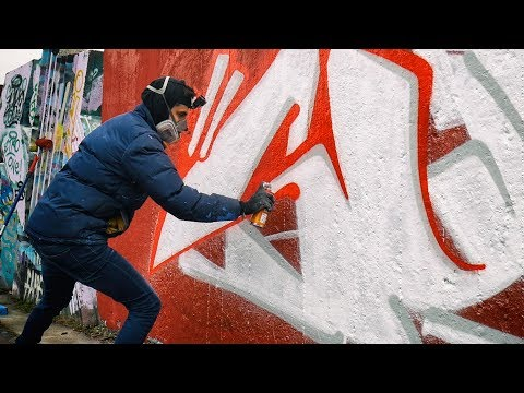 SUPREME Graffiti HypeBeast