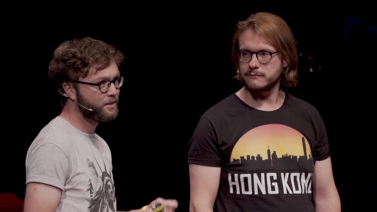 Leben im Dorf?! | Micha Kranixfeld & Felix Worpenberg | TEDxTuebingen