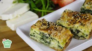 Turkish Cheese Borek - Episode 136 - Amina is Cooking