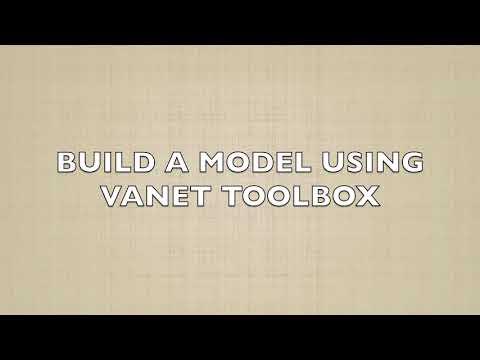 VANET Toolbox: A Vehicular Network Simulator based on DES