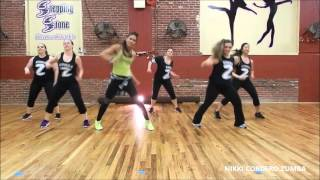 No- Meghan Trainor ZUMBA with NIKKI CORDERO