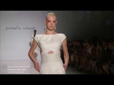 PAMELLA ROLAND: MERCEDES-BENZ FASHION WEEK S/S15 COLLECTIONS