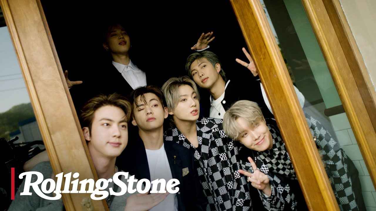 BTS | The Rolling Stone Cover