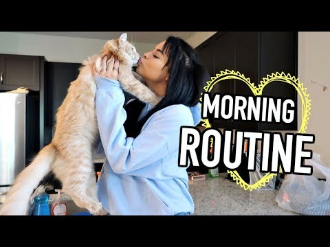 MY REALISTIC MORNING ROUTINE !