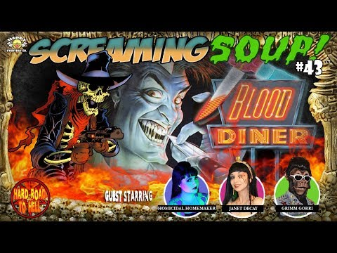 Blood Diner - Review by Screaming Soup (Season 5 Ep. 43)