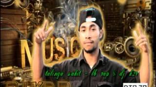 talinga sakit   lb rap & dtg dj k2 r