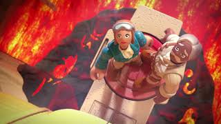 Uncover the Mystery of the Serpent Strike Pyramid | Imaginext Treasure Hunters
