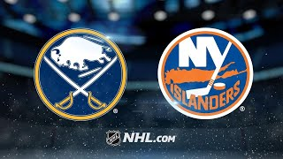 Tavares, Cizikas lead Isles past Sabres in 6-3 win