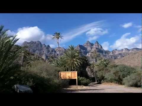 25 Around the world trip, Baja Mexico, Nuevo Guerrero to Loreto Jan 14-26.MOV
