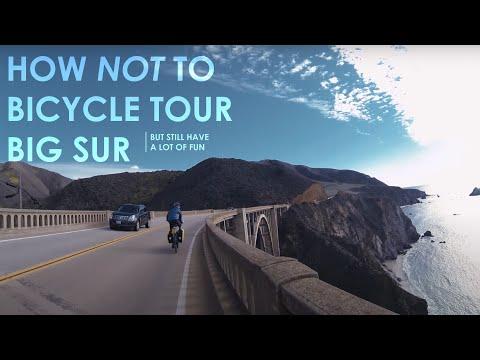 Episode 57 (Big Sur Cycling Tour)