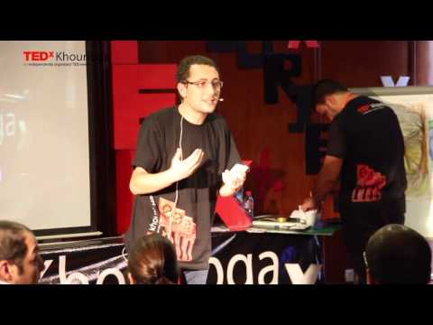 The power of dreams: Samid Ghailan at TEDxKhouribga