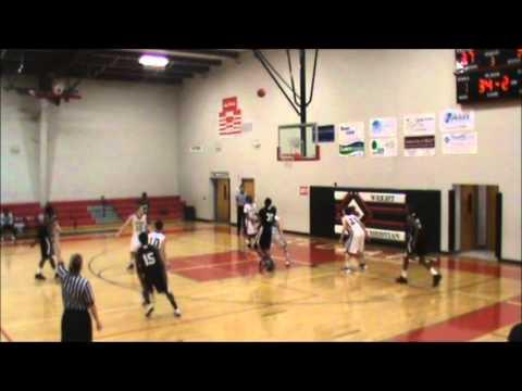 Jerrell Beck's 2011- 12 season at Wright Christian Academy
