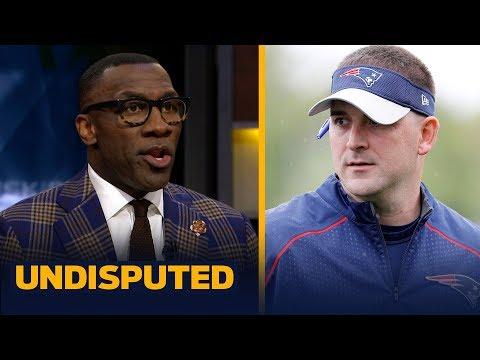 Joe Judge was a far more surprising hire than Matt Rhule — Shannon Sharpe | NFL | UNDISPUTED