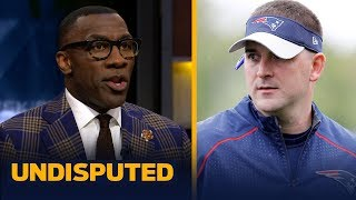 Joe Judge was a far more surprising hire than Matt Rhule — Shannon Sharpe | NFL | UNDISPUTED