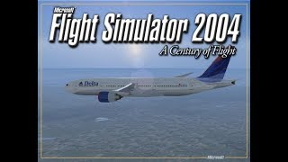 FS2004 - Boeing 737-800 Kennedy Int'l to Los Angeles, CA