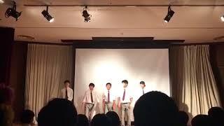 日新高校で仲いい五人組でやった漫才 超新塾を完コピしてます ツイッタ...