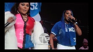 Remy Ma & Lil' Kim Perform