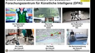 """Wahlster """"Künstliche Intelligenz: Computer mit Augen, Ohren, Hand und Fuß - aber auch Verstand?"""""""