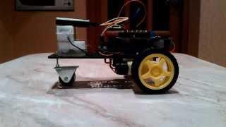 RC PSX Bot машина управляемая джойстиком от PlayStation