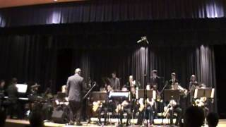 2017 All Middle Tennessee 7th and 8th Grade Jazz Band- Return of the Muggles