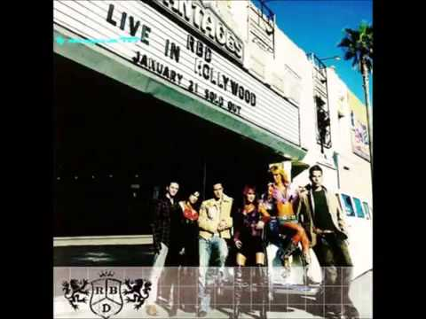 Live In Hollywood CD Completo - RBD