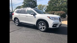 2020 Subaru Ascent Premium Awd Review